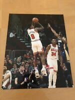Antonio Blakeney Chicago Bulls Autographed Signed 8X10 Photo W/COA