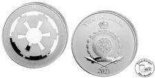 Niue 2 Dollars 2021 Star Wars™ Galactic Empire ™  2021 1 oz 999 Silber * BU *