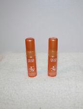 2 Escada Sport Spirit Perfume   Fragrance Spray   Miniature Size .16 oz each