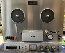 A-1600 TAPE RECORDER OPERATING INSTRUCTIONS MANUAL 13 Pages TEAC A-1500