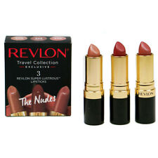 Revlon Travel Collection Super Lustrous The Nudes Lipsticks Gift Set