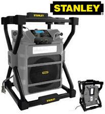 Stanley VRCR200 Construction Job Site Radio  Am/Fm Mp3 Const. Radio