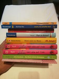 Bücher - Paket Pferde ab 9 Jahre
