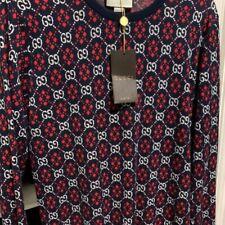GUCCI Knitted Sweatshirt Size Large Jumper SIZE L Medium BRAND NEW