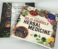 Alchemy of Herbs Transform Everyday Ingredients into Foods & Remedies Book Lot