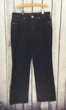 STYLE & CO Women's Jeans Dark Denim Bootcut Elastic Stretch Waist SIZE 8P J190