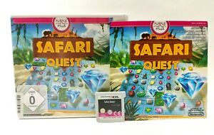 Safari Quest   (New) 3DS/ 3DS XL, 2DS   OVP