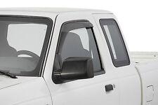 Window Visor Air Smoke Deflector Sun Rain Guard 99 -16 Ford Truck Super Duty NOS