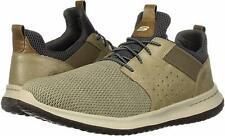 Skechers Men's Delson-Camden Sneaker Size 10.5 Taupe >> NEW