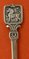 RARE TIFFANY & CO. ZODIAC LEO JULY (OTHER AVAIL) STERLING SILVER SOUVENIR SPOON