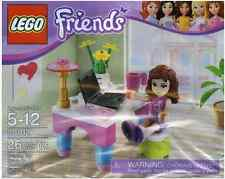 Brand New Lego - Olivia And Desk - Friends - 30102 - Polybag Promo