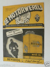 DMW 1947-33,CROSS MARKELO,KONING,HEIDA,VEER,SPEEDWAY HOORN,HARTMAN,RHENEN,HERK,