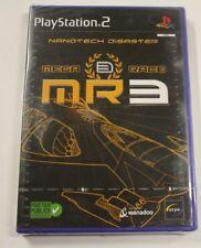 JEU SONY PS 2 Mega Race 3 - Nanotech Disaster  neuf   vf