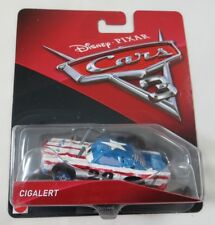 Disney Pixar Cars 3  Movie CIGALERT diecast