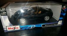 MAISTO   Die cast Corvette Sting Ray 2014.  1/18