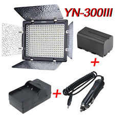 YONGNUO Yn300 III 5500k Pro LED Studio Light Control Canon Nikon Samsung Au3