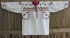 Size Medium, Traditional blouse Tlahuitoltepec Oaxaca Mexico Indigenous artisans