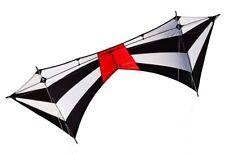 HQ Lenkdrachen  Meteor Vierleiner Sport Kite Drachen Quad Kite