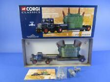 CORGI CLASSICS 16704 PICKFORDS SCAMMELL HIGHWAYMAN LOW LOADER & LOAD, 1/50, MIB!