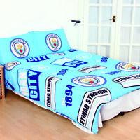 Pulse Duvet Simple Man City Bedding Officiel Manchester City Housse de couette Parure de lit de Manchester City Football Boy Kid