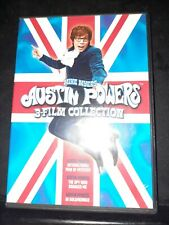 Austin Powers: 3-Film Collection (Dvd)