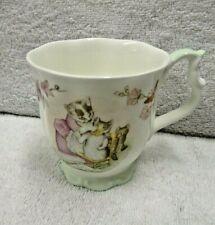 Royal Albert  World Of Beatrix Potter Teatime Tom Kitten Mug