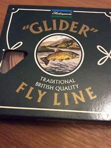 Shakespeare Glider Fly Fishing Line DTF#8