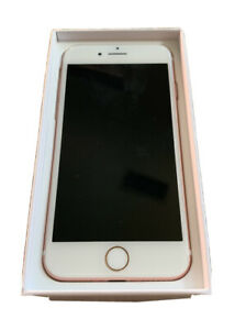 Apple iPhone 7 128GB Unlocked Smartphone - Rose Gold  (A1660)