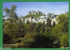Marburg Lahn Klaus Laaser # 39 Blick vom Botanischen Garten auf Altstadt  Schloß