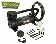VIAIR 480c Stealth Black 12 Volt kit compressore d'aria (200psi) Air Ride pneumatiche
