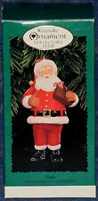 Hallmark Keepsake Christmas Ornament Santa, Collector's Club 1996