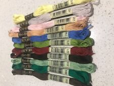 BRAND NEW DMC Stranded cotton thread you choose the colour and quantity 1-827