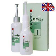 Goldwell Bio Curl  Top Form Perming Lotion No 1 Normal Hair Perm & Neutraliser