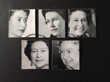 GB THEMATIC ROYALTY 2002 THE GOLDEN JUBILEE FULL SET VFU