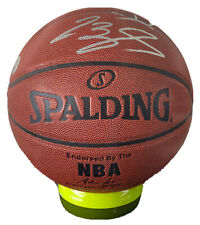 Lebron James Signed Spalding Basketball - With Authenticity Certificate