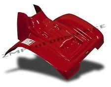 NEW HONDA ATC350X ATC 350X 85 - 86 RED PLASTIC REAR FENDER