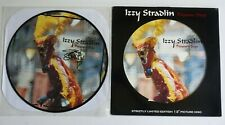 """Izzy Stradlin Guns & Roses Full Name Signed Autographed 12"""" LP BECKETT Certified"""