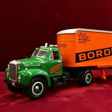 VHTF - BORDER EXPRESS - Mack B61 Semi Truck - First Gear