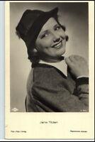 ~ 1950/60 Porträt-AK Film Bühne Theater Schauspielerin JANE TILDEN Foto-Verlag