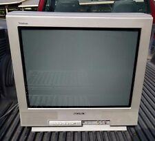 "Sony KV-20FS12 CRT Classic NES / SNES Gaming TV 20"" Trinitron"
