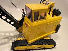 Vintage Toy Mighty Tonka Crane Clam #2905 Mound, Minn. 1st Sears Model 1965