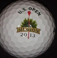(3-Ball Gift Pack) (U.S Open Merion 2013 Logo) Titleist Pro V1X Mint Golf Balls