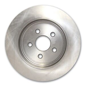 EBC 2015+ Chevy SS 6.2 RK Series OEM Premium Rear Replacement Rotors
