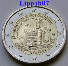 Griekenland speciale 2 euro 2017 Philippi UNC