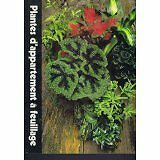 Collectif Trad Serge Ouvaroff - Plantes D' Appartement A Feuillage - 1977 - Cart