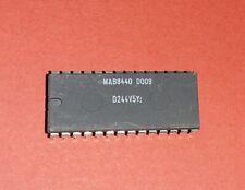 1x org. MAB8440 MOS 8bit Microcomputer serieller I²C-Bus 128 ROM RAM Vintage NOS