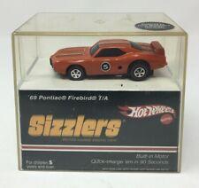 Hot Wheels Sizzlers 69 Pontiac Firebird T/A 2006 SEALED