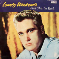 CHARLIE RICH-LONELY WEEKENDS WITH CHARLIE RICH-JAPAN MINI LP CD Ltd/Ed B63