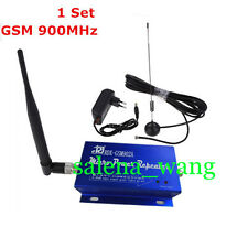 Signal Cell Phone Signal Booster 3G GSM 900MHz RF Repeater Amplifier