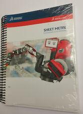 SolidWorks Sheet Metal Training Manual 2016 Book